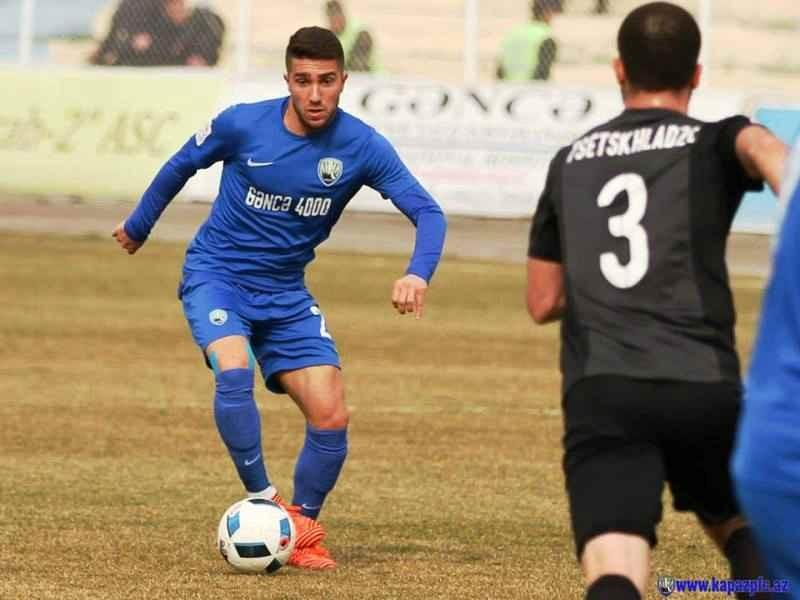 """""""Kəpəz""""in futbolçusu """"Sabah""""a keçdi"""