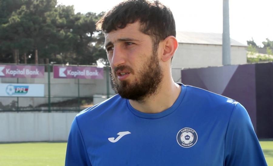 """Cavid İmamverdiyev: """"Heç bir klubla razılaşmamışam"""""""