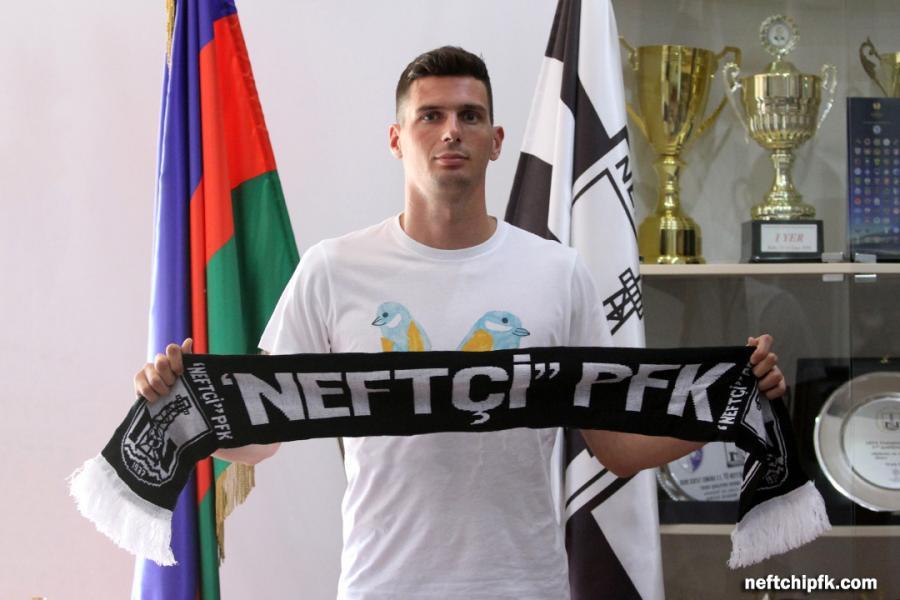 """""""Neftçi""""dən növbəti transfer - rəsmi"""