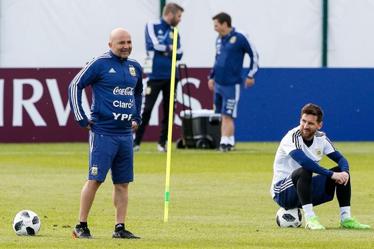Messi, Dibala, di Mariya məşqi erkən tərk etdilər