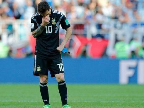 """""""Messi dünya kubokuna görə ağlayır"""""""