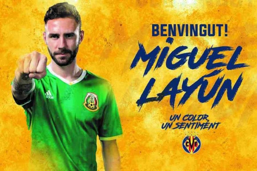 Meksika millisinin üzvü La Liqa klubunda