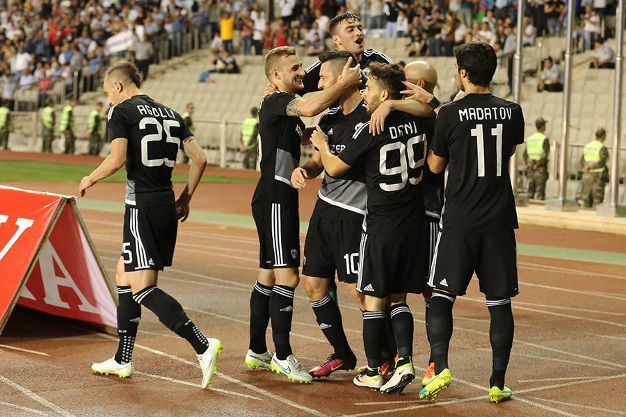 """Albanlar """"Kukesi""""-""""Qarabağ"""" matçının yayımına görə 10 min avro istəyir"""