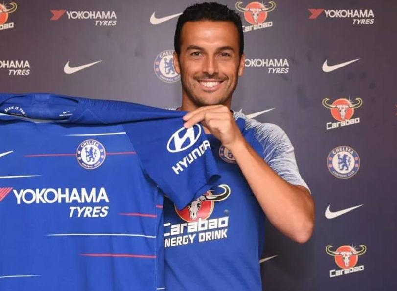 """Pedro """"Çelsi""""də qaldı"""