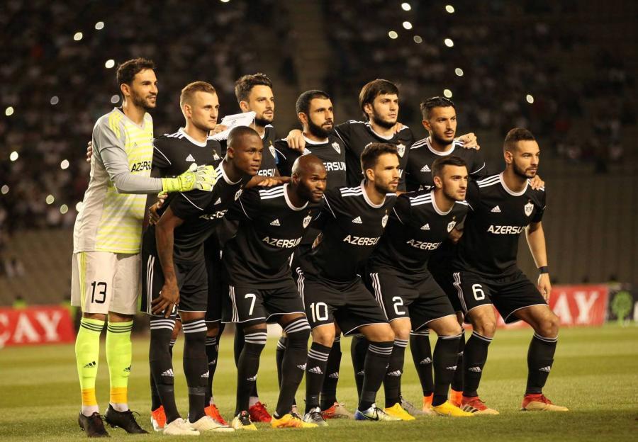 """""""Qarabağ"""" iştirak ərizəsini UEFA-ya təqdim etdi"""