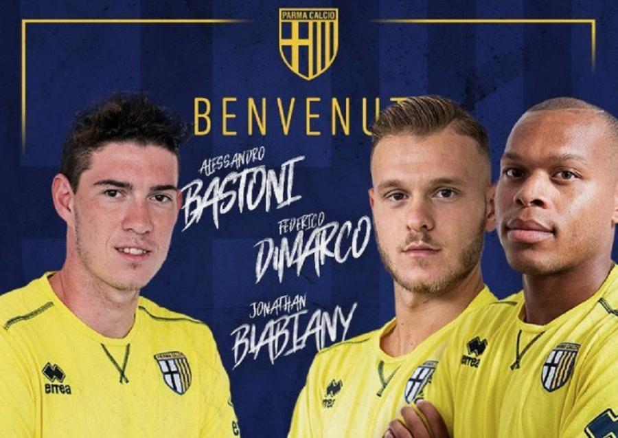"""""""İnter""""in 3 futbolçusu """"Parma""""da"""
