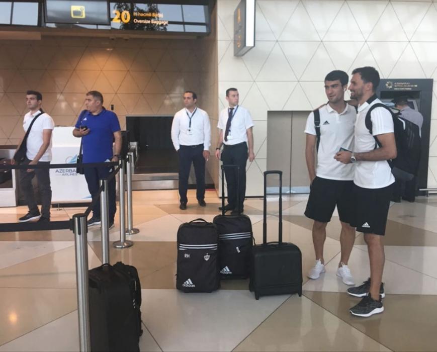 """""""Qarabağ"""" Moldovaya getdi"""