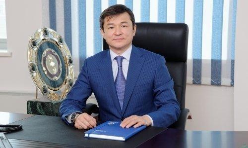 """""""Astana""""nın prezidentindən Qriqorçuk açıqlaması"""