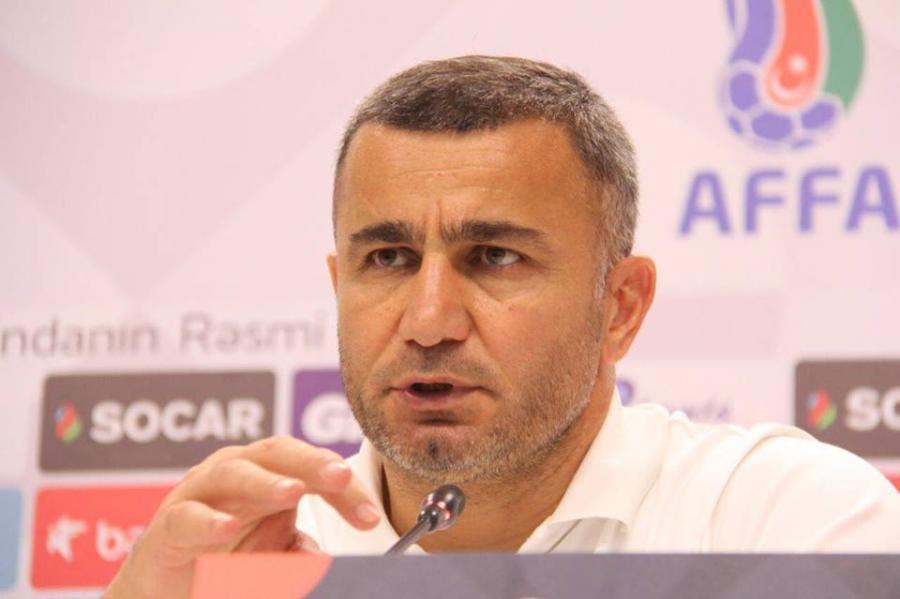 """Qurban Qurbanov: """"Hər şeyə yenidən başlamaq lazımdır"""""""