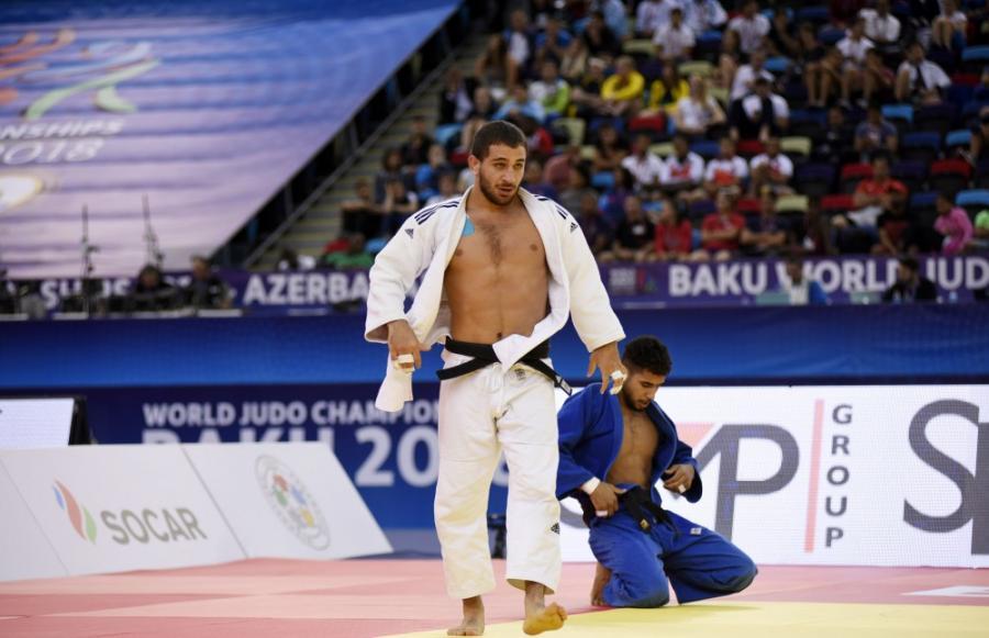 Cüdoçumuz dünya çempionatında bürünc medal qazandı