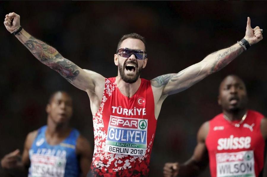 Ramil Quliyev Avropada ilin atleti ola bilər