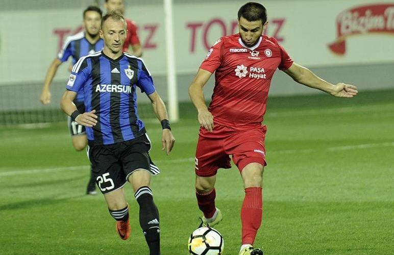 """""""Sumqayıt""""ın futbolçusu zədəsini sağaltdı"""