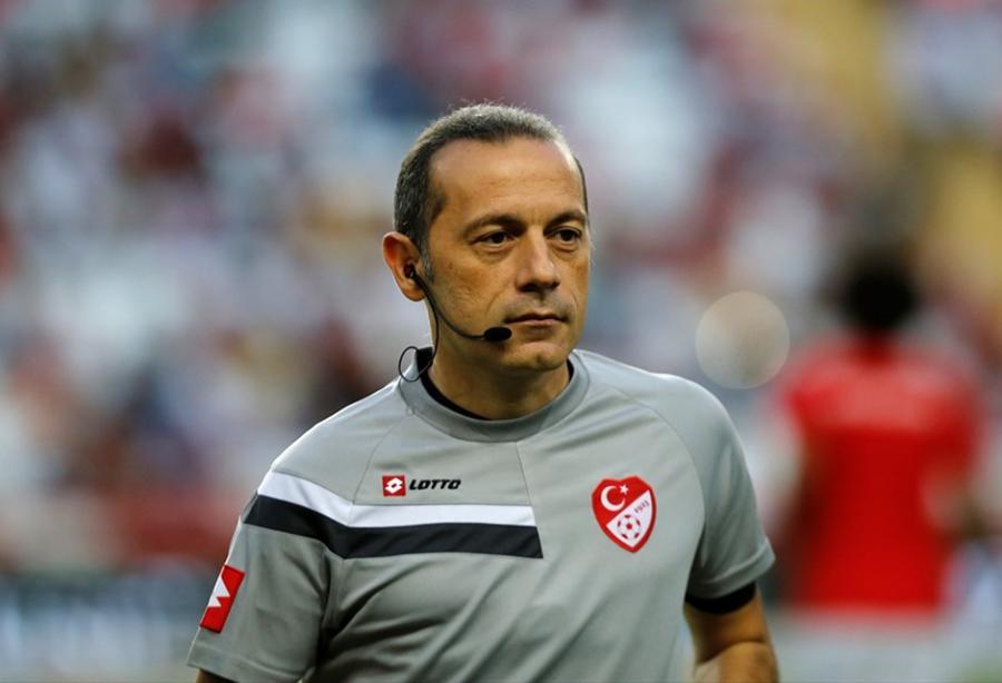UEFA-dan türkiyəli hakimə vacib təyinat