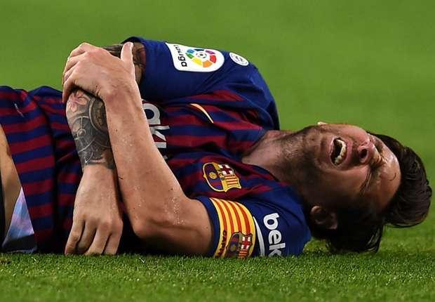 Messi 11 ildən sonra ilk dəfə El Klasikoda iştirak etməyəcək
