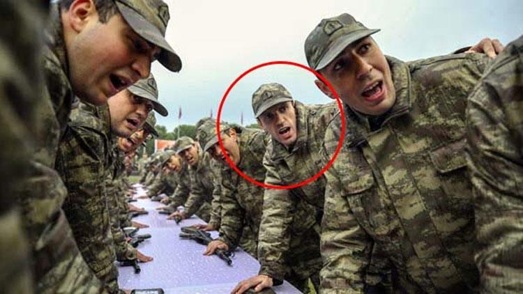 Ramil Quliyev Türkiyə ordusunda