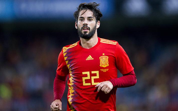 İspaniya millisində yeni kapitan