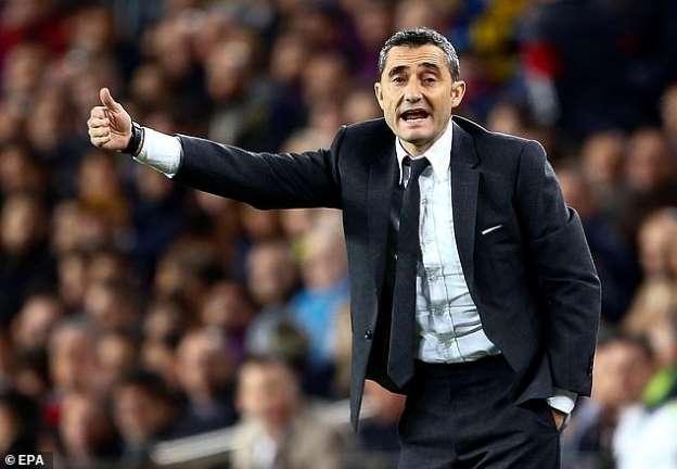 """""""Hesab 2:1 olanda belə qorxmadıq"""" - Ernesto Valverde"""