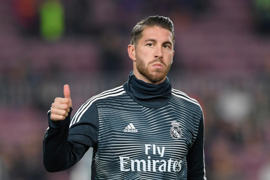 "Ramos ""Real""dan gedir?"
