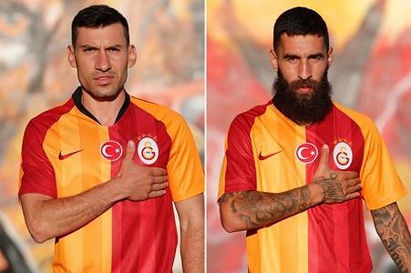 """""""Qalatasaray"""" daha 2 transferi açıqladı"""