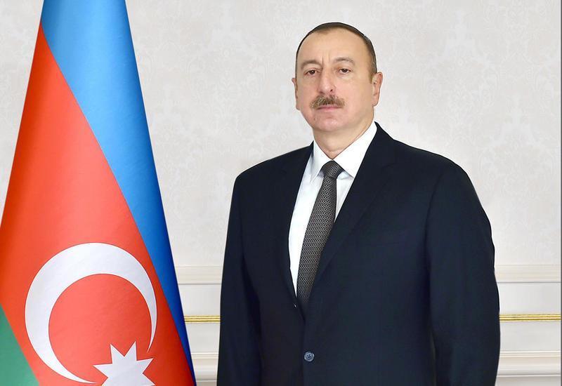Prezident İlham Əliyevdən idmançılara yeni mükafat -