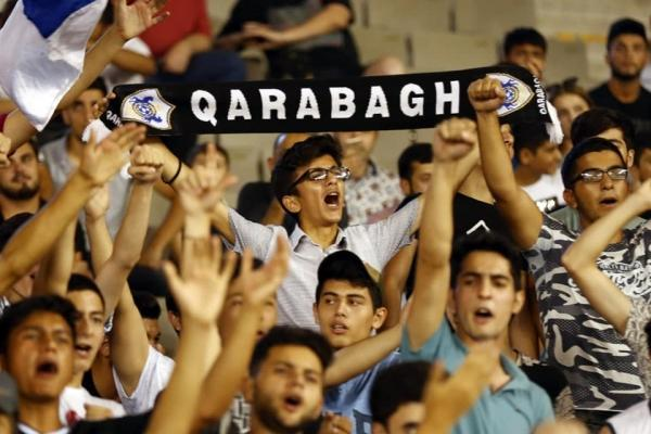 """""""Qarabağ""""ın oyununda anşlaq"""