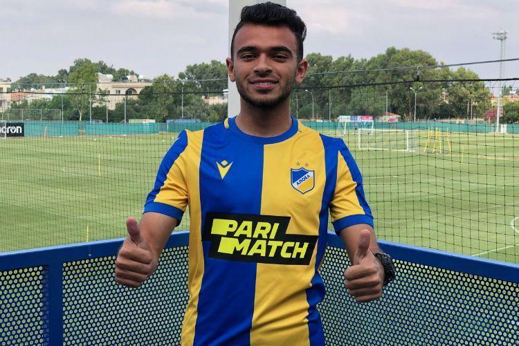 APOEL-dən yeni transfer
