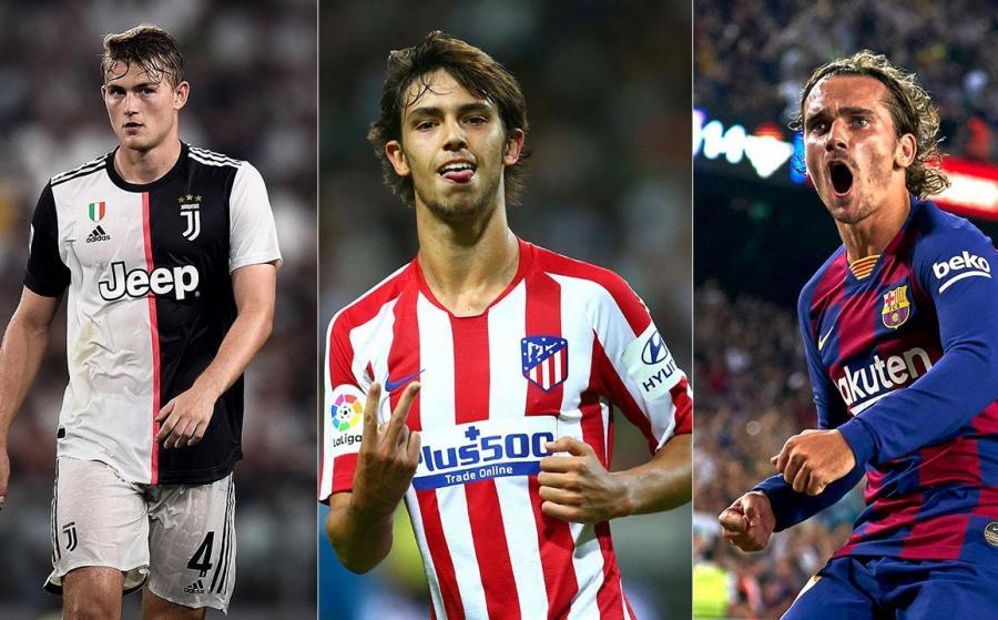 Avropa klublarından 5,79 milyardlıq transfer