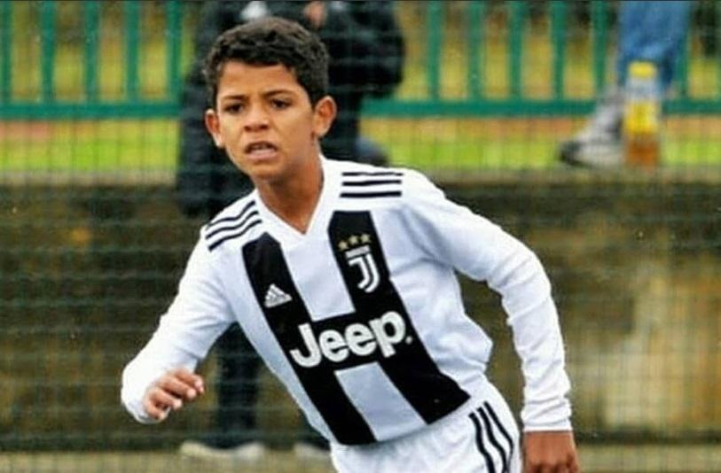 Ronaldonun oğlundan 28 oyunda 58 qol