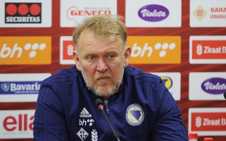 Robert Prosineçki Bosniya və Herseqovina millisindən getdi! -