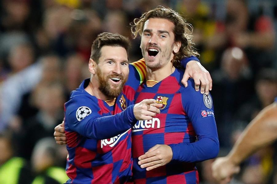 Messi rekorda doymur -