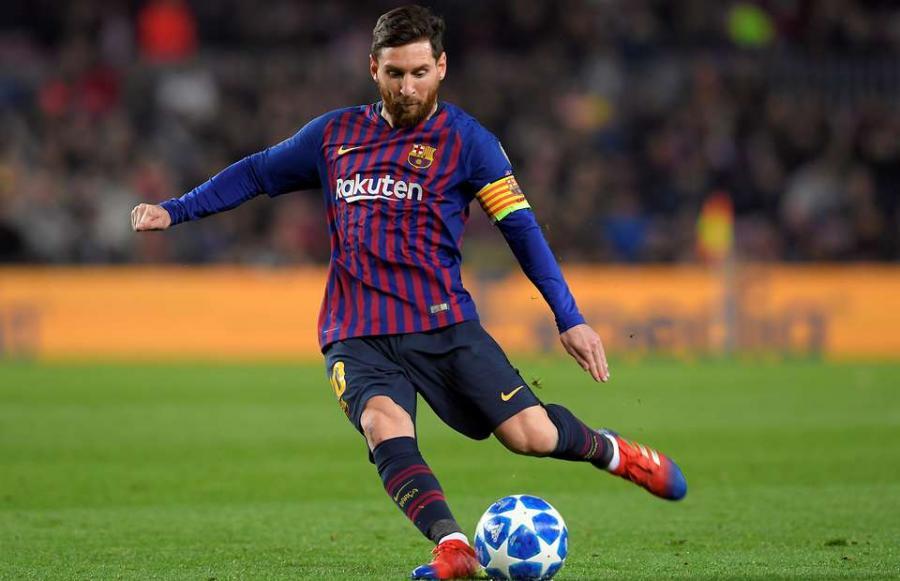 Messi, Hazard, Firmino -
