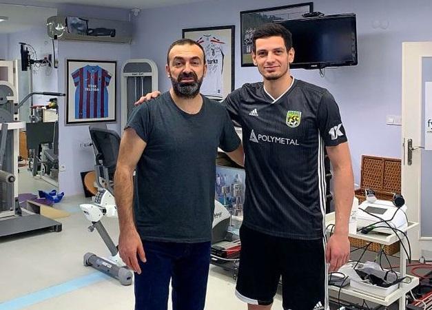 Emil Balayev Türkiyəyə yollandı