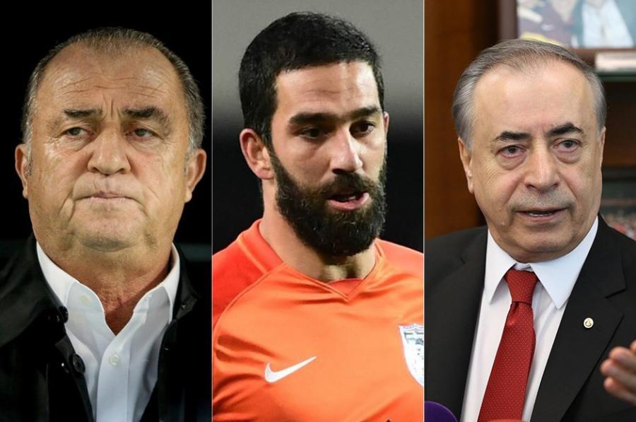 Fatih Terim klub prezidentinə qarşı çıxdı - Ardaya görə