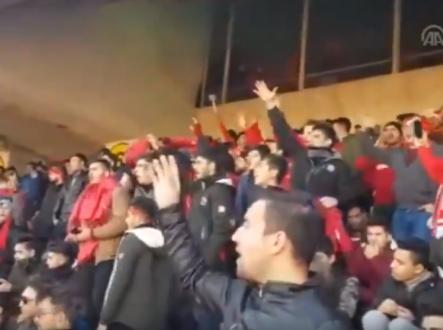 Azərbaycanlı azarkeşlər Elazığı unutmadı -
