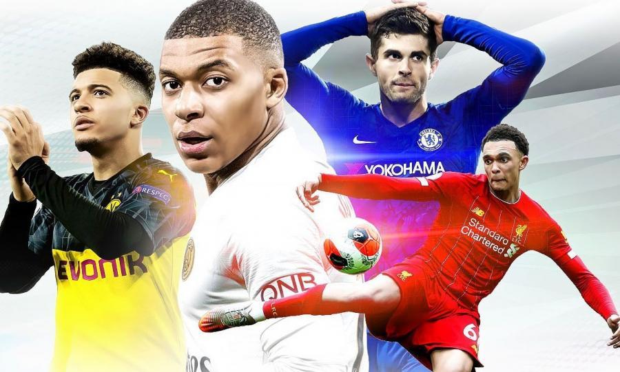 Dünyanın ən yaxşı gənc futbolçuları -
