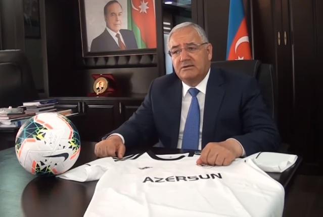 """İcra başçısı """"Qarabağ""""dan danışdı -"""