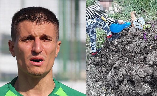 Türk futbolçu amansız qətl törətdi -