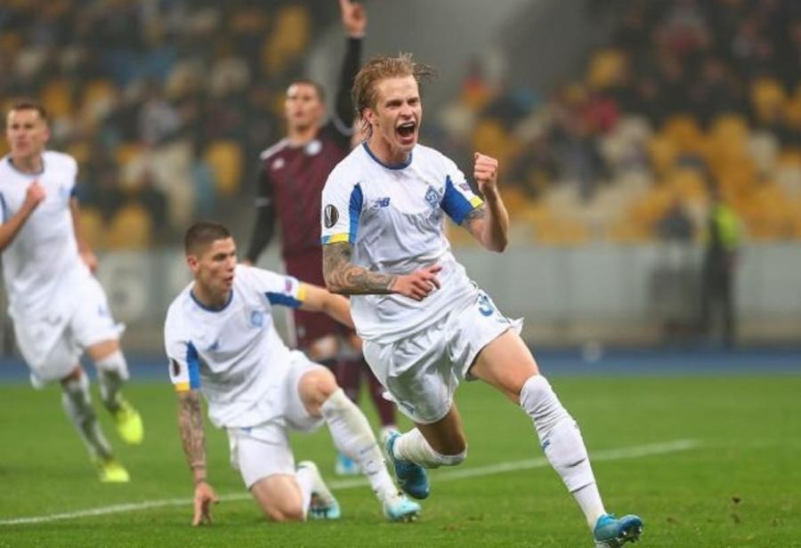 Ukraynada futbol yarışları başlayır