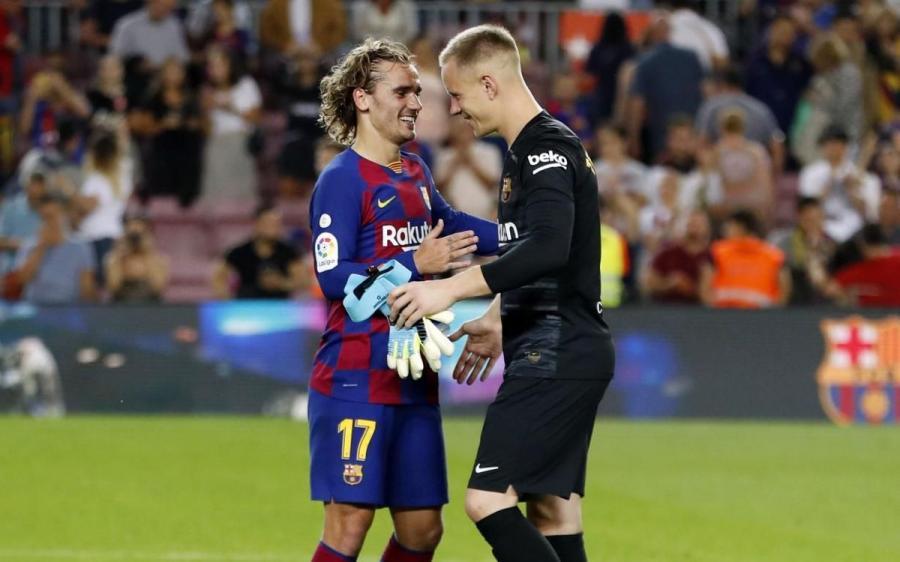 """""""Barselona""""nın yeni forması –"""