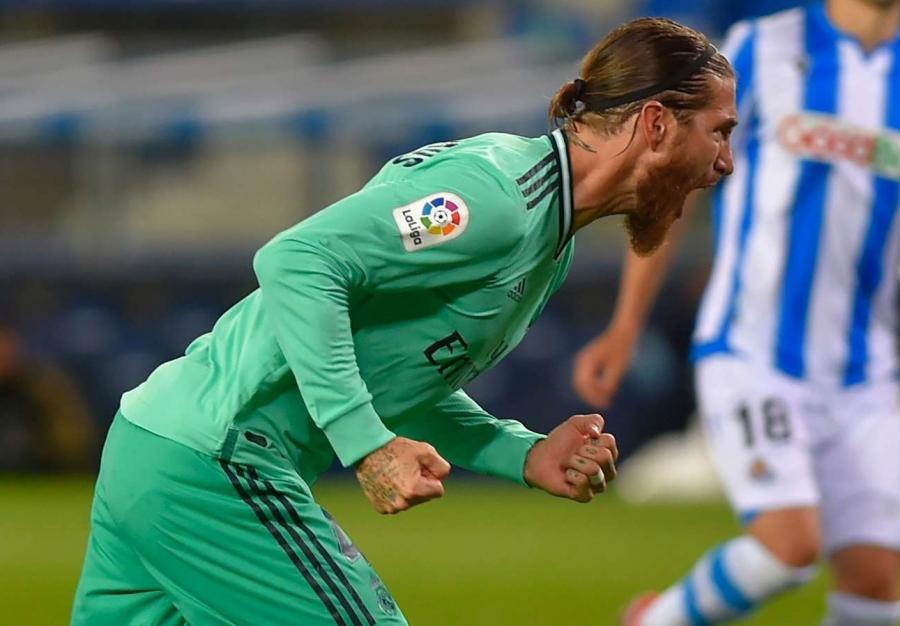 Ramosdan yeni rekord -