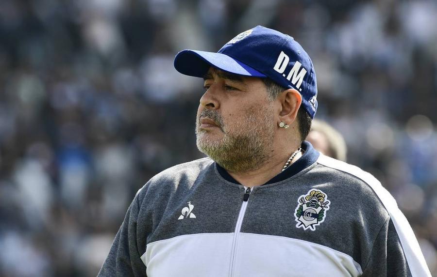 Maradonanın yeni problemi -