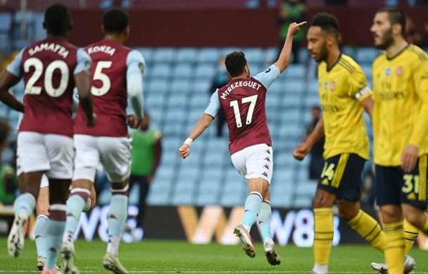 """""""Arsenal"""" – """"Aston Villa"""" 0:3 -"""