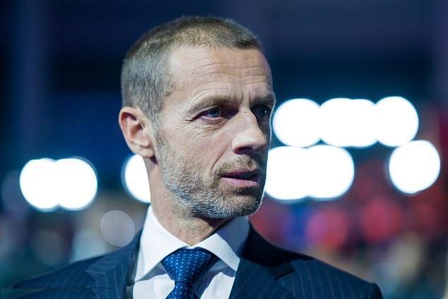 UEFA prezidenti koronavirus testi verəcək