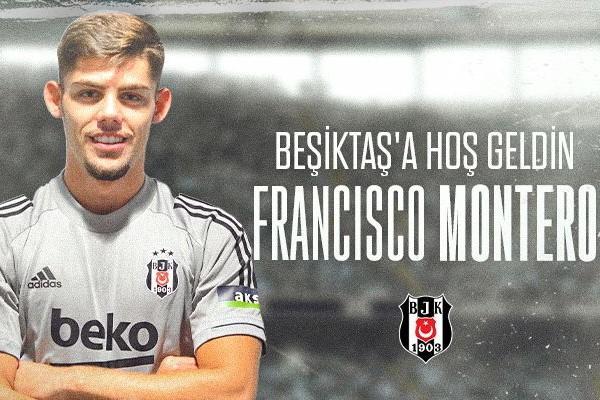 """""""Beşiktaş"""" heyətini """"Atletiko""""nun oyunçusu ilə gücləndirdi"""