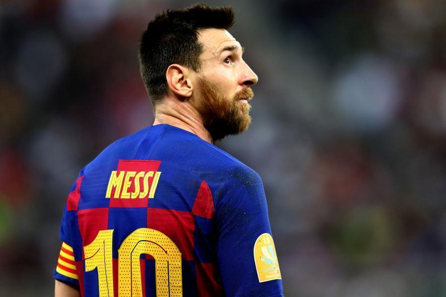 Messi yenə məşqə gəlmədi