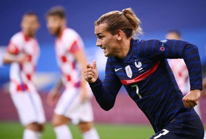 Fransa - Xorvatiya 4:2 -
