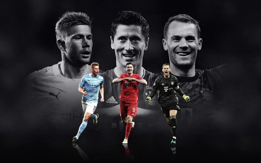 Ən yaxşı futbolçu adına namizədlər -