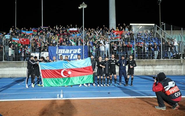 """UEFA-dan """"Qarabağ""""ın matçına xüsusi təyinat"""