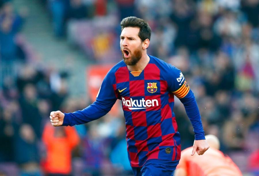 Messi üzr istədi -
