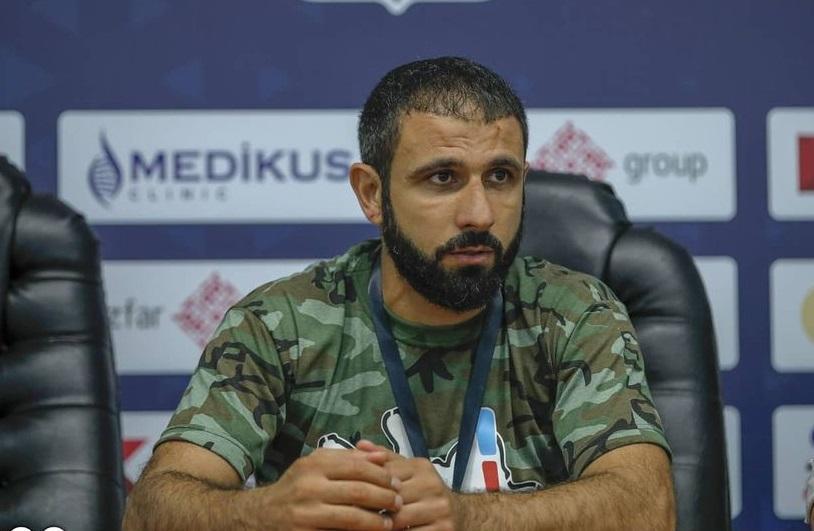 Rəşad Sadıqov ordumuza yardım etdi -